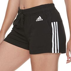 Women's adidas Essential 3-Stripe Midrise Shorts