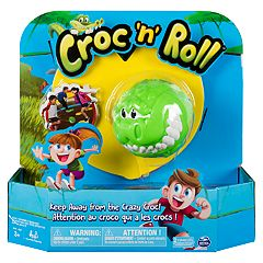 Croc 'n' Roll Game by Spin Master Games