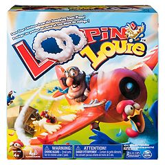 Loopin' Louie Board Game by Spin Master Games