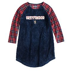 Girls 4-12 Harry Potter Gryffindor Sweater Gown