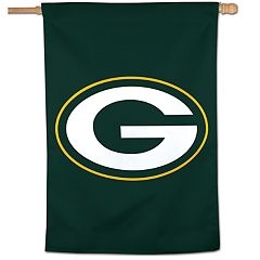 Green Bay Packers Vertical Banner Flag