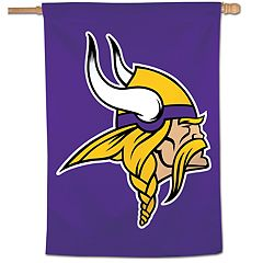 Minnesota Vikings Vertical Banner Flag