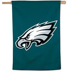 Philadelphia Eagles Vertical Banner Flag
