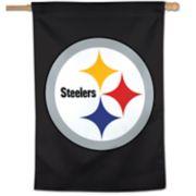 Pittsburgh Steelers Vertical Banner Flag