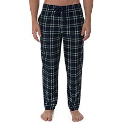 Men's Chaps Soft Touch Plaid Lounge Pants