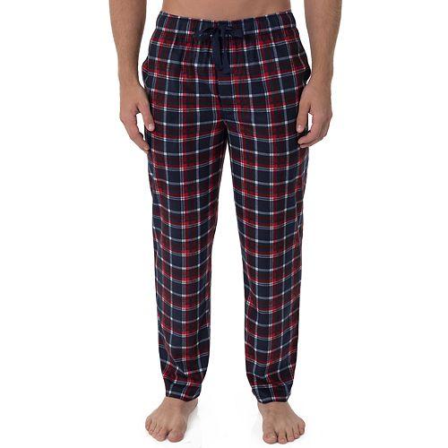 Men's Chaps Soft Touch Plaid Lounge Pants
