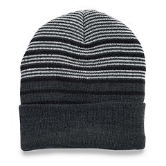 Men's Tek Gear™ WarmTek Striped Knit Watch Cap