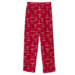 Boys 8-20 Wisconsin Badgers Lounge Pants