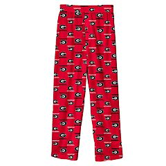 Boys 8-20 Georgia Bulldogs Lounge Pants