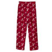Boys 8-20 Alabama Crimson Tide Lounge Pants