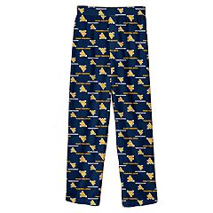 Boys 8-20 West Virginia Mountaineers Lounge Pants