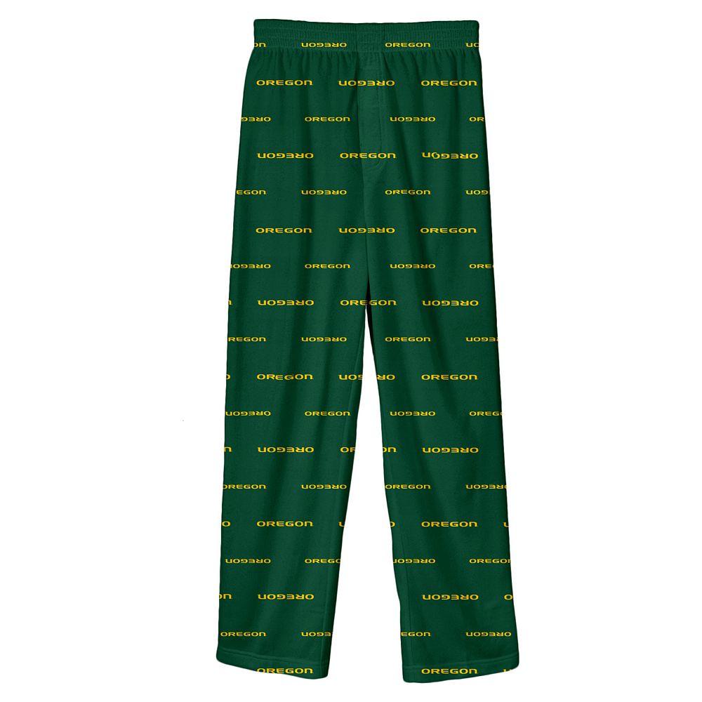 Boys 8-20 Oregon Ducks Lounge Pants