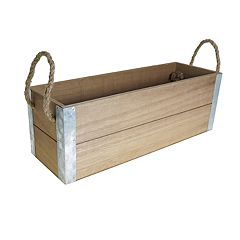 St. Nicholas Square® Farmhouse Christmas Storage Bin