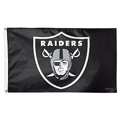 Oakland Raiders Deluxe Flag