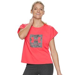 Women's Under Armour Big Logo Graphic Tee