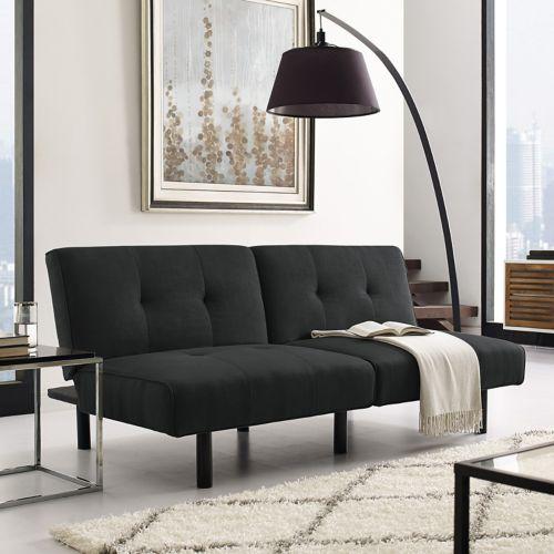 Serta Henley Convertible Futon Sofa Bed