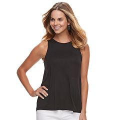 a142620e3876fe Women's Apt. 9® High Neck Swing Tank