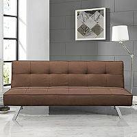 Serta Corey Convertible Futon Sofa Bed + $20 Kohls Cash