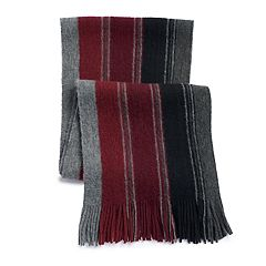 Men's Apt. 9® Colorblock Raschel Scarf