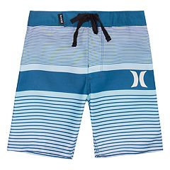 Toddler Boy Hurley Line Up Board Shorts