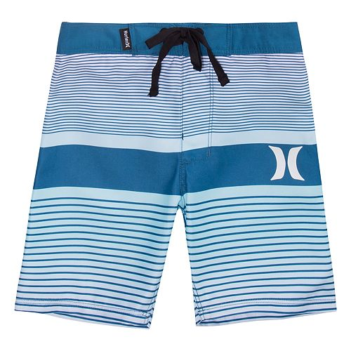 6b5950358739b Toddler Boy Hurley Line Up Board Shorts