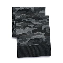 Men's Apt. 9® Camo Knit Scarf