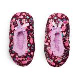 Disney's The Nutcracker and the Four Realms Girls 4-16 Sugar Plum Fairy Slipper Socks