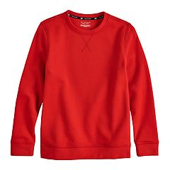 Boys 8-20 Tek Gear® Solid Fleece Crew