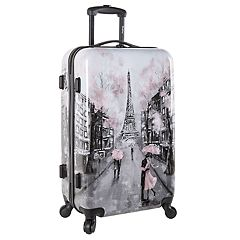 Wembley Live It Up  Hardside Spinner Luggage