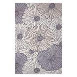 Nourison Fantasy Floral Daisy Area Rug