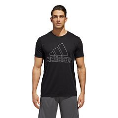 Men's adidas Tiny-Type Logo Tee