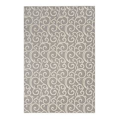 Nourison Grafix Scroll Area Rug