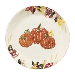 Celebrate Fall Together Dinner Plate