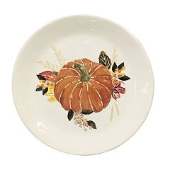 Celebrate Fall Together Salad Plate