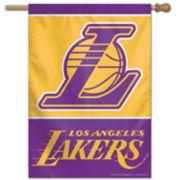 Los Angeles Lakers Vertical Banner Flag