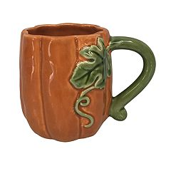 Celebrate Fall Together Pumpkin Mug