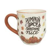Celebrate Fall Together Pumpkin Spice Mug