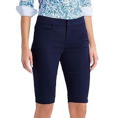Women's Chaps Bermuda Shorts