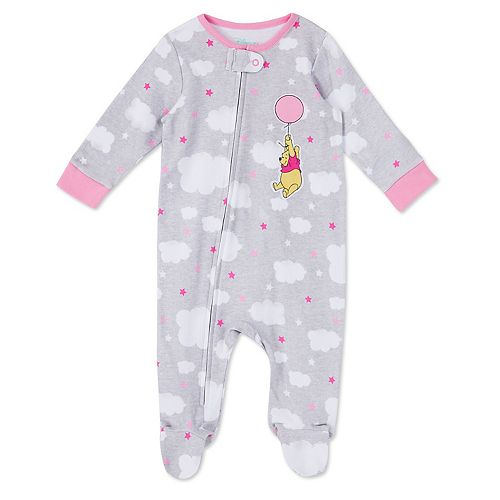 Disney's Winnie the Pooh Baby Girl Sleep & Play