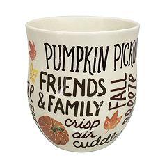 Celebrate Fall Together Fall Sentiments Mug