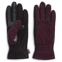 Women's isotoner SmartDRI Stretch Fleece Tech Gloves