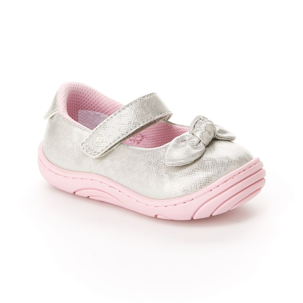 7f3523e7f2d8 Stride Rite Lily Baby Girls  Mary Jane Shoes