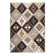 Rizzy Home Xcite Transitional I Geometric Rug