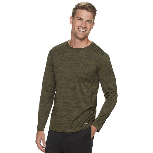Men's Tek Gear® DryTek Long Sleeve Tee