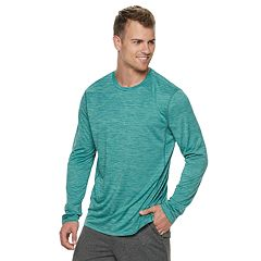 Men's Tek Gear® DryTek Space-Dye Tee