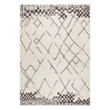 Rizzy Home Xcite Transitional Modern Geometric Rug