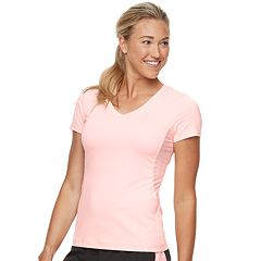 Women's FILA SPORT® Short Sleeve V-Neck Tee