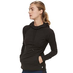 Women's FILA SPORT® Signature Fleece Hoodie