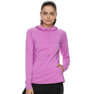 Women's FILA SPORT® Signature Fleece Hoodie