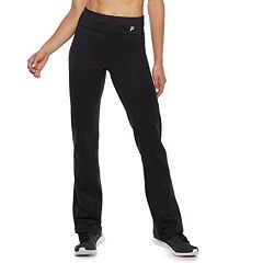 Women's FILA SPORT® Fleece Straight-Leg Mid-Rise Sweatpants